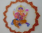 GANESHA 30 CM - PRONTA ENTREGA