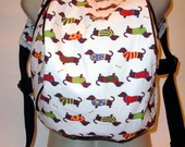 Mochila Bassets
