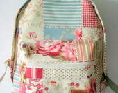 mochila patchwork