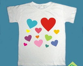 T-Shirt Beb e Infantil CORAES COLORID