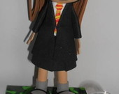 BONECA HERMIONE GRANGER EM EVA