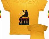 Camisetas: Rasta e Cultura Africana