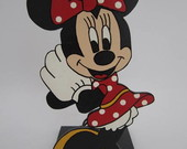 Porta CD com Recorte Minnie