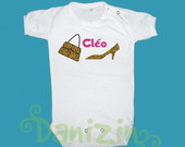 Body Beb� ou T-Shirt Infantil Est.ON�A