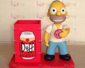 Porta-Lpis Homer Simpson
