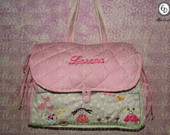 Bolsa Baby Jardim Feliz