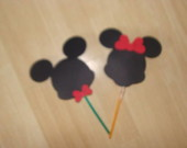 PALITO Mickey e Minnie