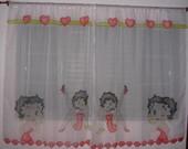 cortinas infantis