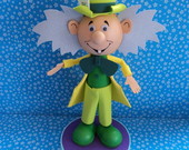 BONECO 3D CHAPELEIRO MALUCO