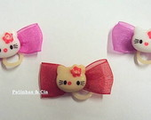 La�os Hello Kitty - tam P (10 pares)