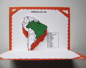 10921 - Am�rica do Sul