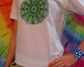 Camiseta Mandala Nature