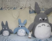 Totoro - Amigurumi