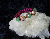 Shambala Jade indiano e Cloisonn