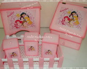 Kit Beb� Princesas