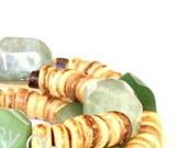 Pulseiras de Pedras, stones bracelets