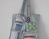 Bolsa Jeans com Zperes 01