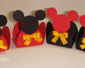 Mickey - Formas de doces I