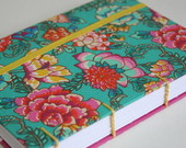 Caderno Primavera verde