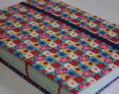 Caderno Primavera floral