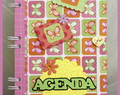Agenda Permanente - Butterfly