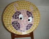 BANCO MOSAICO BACKYARDIGANS UNIQUA