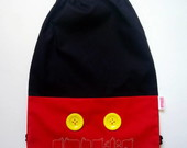 Mochila Infantil Mickey