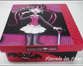 Porta J�ias Monster High