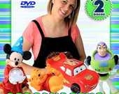 DVD PERSONAGENS VOL 1