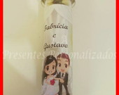 Tubo Pet Personalizado ( casamento )