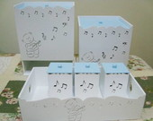 KIT HIGIENE BEB (6 PS) - URSO MUSICAL