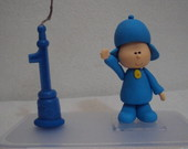 Vela Topo de Bolo do Pocoyo