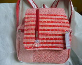 Mochila Quiltada Clia - Infantil