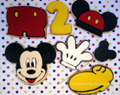 Cookies Disney Mickey