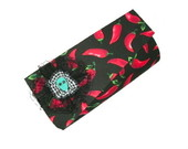 Lollipop Clutch Pimentas e Caveira
