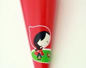 Festa Chap�uzinho Vermelho - Verde e Vermelho