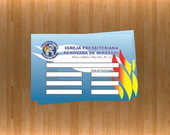 Carteira PVC Fidelidade | Desconto