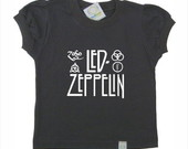 Camisetinha Led Zeppelin