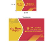 Calling Card Personalizado
