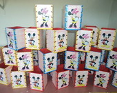 porta lapis minnie e mickey