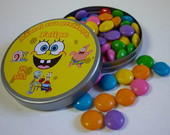Latinha Mint To Be - Bob Esponja