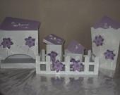 MDF (Caixa, Kit Higiene, Porta Chaves, Porta Biju)