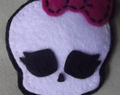 Tic-Tac Skullette Monster High