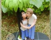 Topo de Bolo Namorados