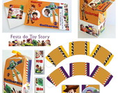 Kit Festa Personalizada Toy Story