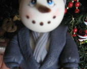 Boneco de Neve - Julian Grey