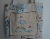 Eco Bag Vaquinha Feliz