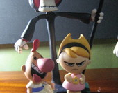 As terriveis aventuras de Billy & Mandy