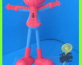 HOMEM ARANHA 3D
