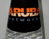 Agua personalizada ara Aruba Networks